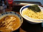 麺や葵(特製しょう油つけ中盛り)