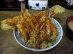 三浦屋(天丼その1)