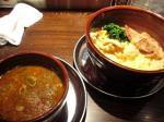 光麺(つけ麺その1)