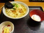 ひばり屋食堂(その1)