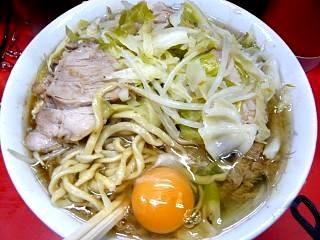 三田二郎(玉子投入2)