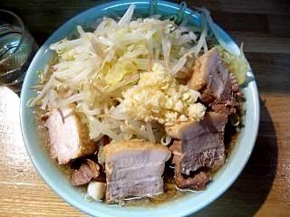 ラーメン髭(チャーシュー麺2)
