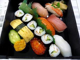 寿司(中味)