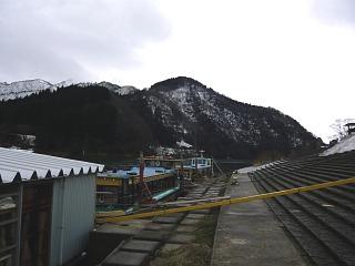 船乗り場(周囲の景色1)