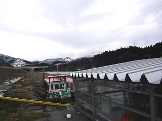 船乗り場(周囲の景色2)