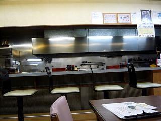 東横(店内)