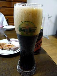 家呑み(ビール1)