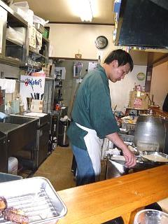 たけちゃん(厨房)