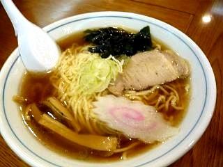 湯沢(醤油ラーメン)
