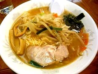 湯沢(味噌ラーメン)