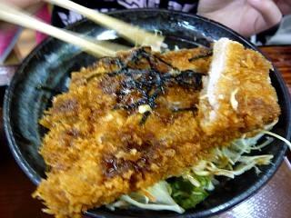 湯沢(カツ丼)