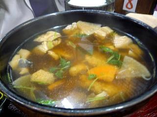 湯沢(つみれ汁)