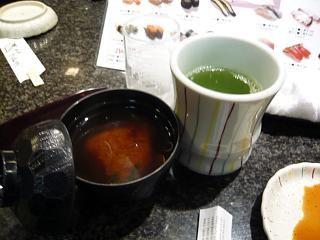 八千代寿司(赤出汁)