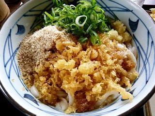 丸亀製麺(ぶっかけ)