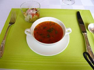 ランチ(スープ)