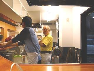立川二郎(厨房)