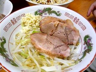 立川二郎(ツマミ豚2)