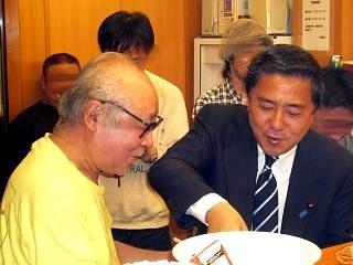 立川二郎(オヤジと議員2)
