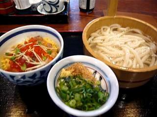香媛(海鮮丼セット)