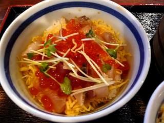 香媛(海鮮丼)