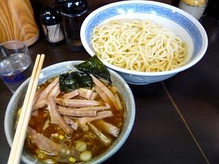 べんてん(つけ麺全体)