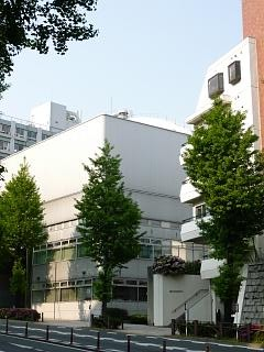 豊島区スポーツセンター(その1)