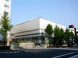 豊島区スポーツセンター(その2)