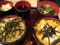 更科(親子丼セット)