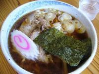 天池屋(しょう油ラーメン1)