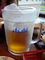 夕食(ピッチャー)