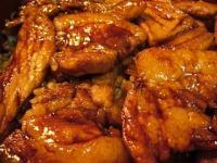 白樺(豚丼アップ2)