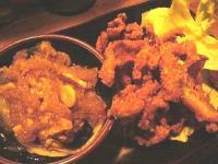 ねじべぇ(鶏皮ポン酢1)