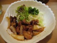 カナマターク(鴨ロースたれ焼き)