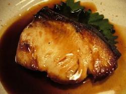 味穂(鰤照り焼き)