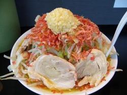 麺僧 曽文(大ラーメン桜エビ1)