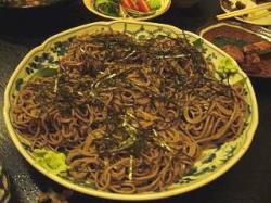焼き物やイート(蕎麦2)