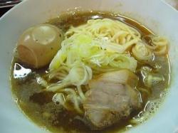 麺処 遊(中華そば)