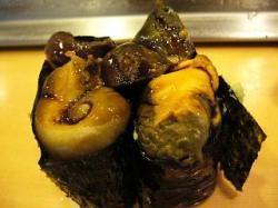 栄寿司(つぶ肝)