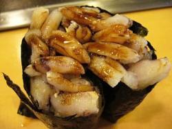 栄寿司(しゃこつめ)