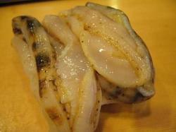 栄寿司(帆立ひも)
