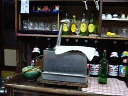 神谷酒場(炭酸機械)
