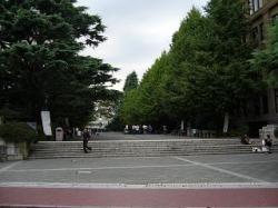 早稲田界隈(構内)