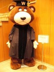 早稲田界隈(WASEDA BEAR)
