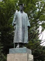 早稲田界隈(大隈重信候2)