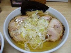 がんこ西早稲田(つけラー・塩ラーメン)