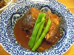 徳多和良(鯖味噌煮)