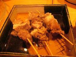 かがり火(牛すじ1)