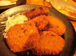 かがり火(黒毛和牛すき焼きコロッケ)