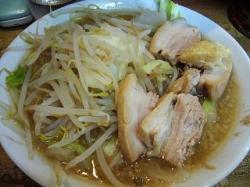 ラーメン髭(チャーシュー麺全体2)