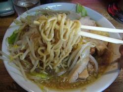 ラーメン髭(チャーシュー麺ヲタ撮り)